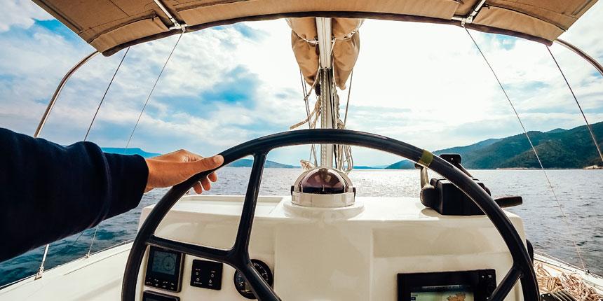 Portavivande per barca